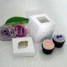 1 Window Mini Cupcake Box ($0.95/pc x 25 units)
