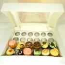 24 Window Cupcake Box ($3.90pc x 25 Units)