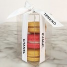 Clear Macaron Box for 3 Macarons($1.20/pc x 25 units)