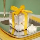 1 Cupcake Clear Plain Box $1.00pc x 25 units)